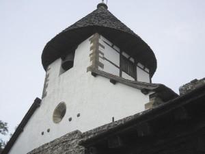 Ochagavia / Otsagabia_Santuario de Muskilda